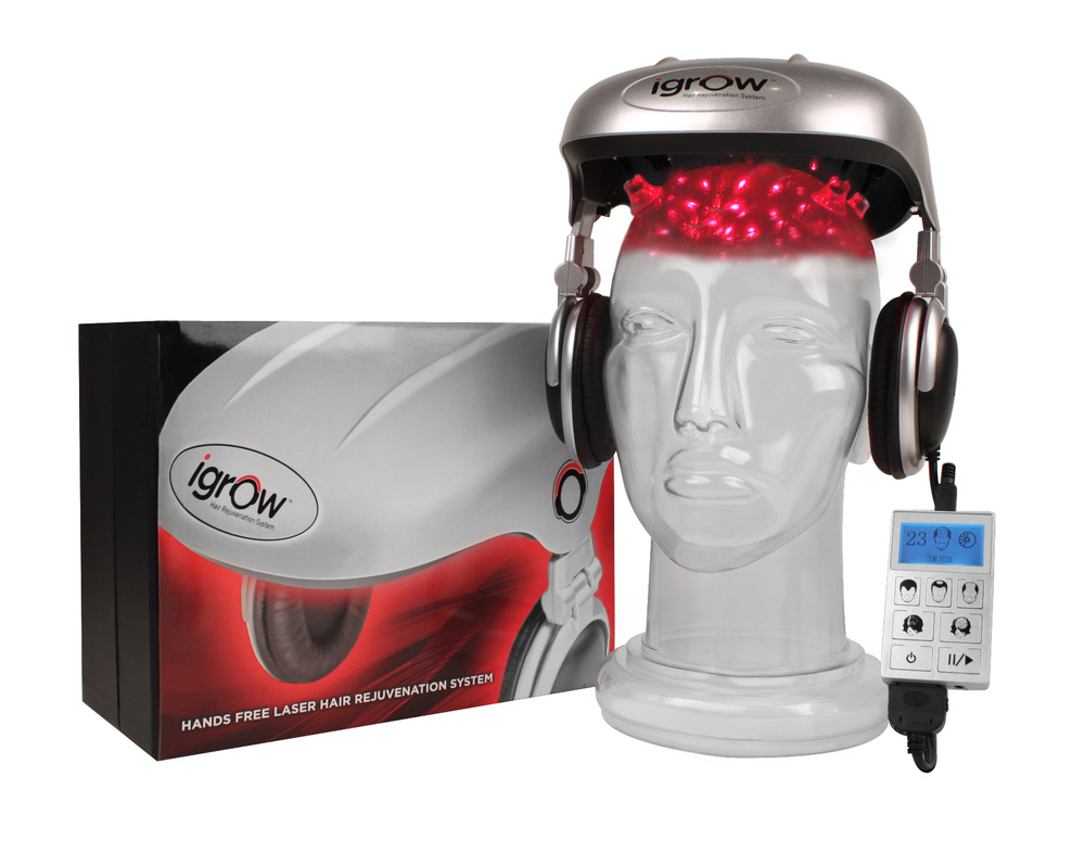 Laser hair therapy system