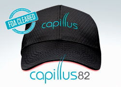 Capillus82-laser-therapy-cap-FDA-clearance
